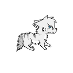 Falconheart Chibi .::Gift::. by Hollyleaf18
