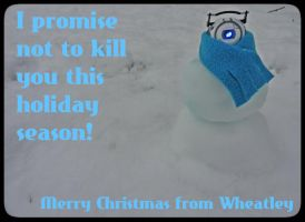 A Wheatley Christmas by CantateDomino
