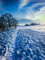 Billinge snow day (19) by DaveJones-Photograpy