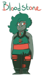Bloodstone [Gemsona] by theperfecta