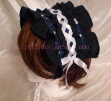 Lolita headdress by Wilya12
