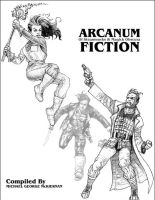Arcanum Fiction by agcm