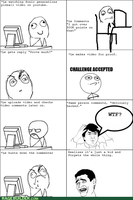 Prove much? - True story by codeman160