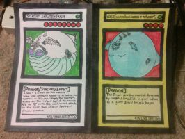 Two New Inflation Yugioh Cards by sonofss2