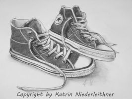 Converse Chucks by Cathy86