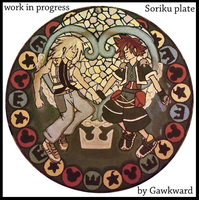 EPIC KH plate WIP by KnoxOneBack