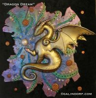 Dragon Dream by Galindorf