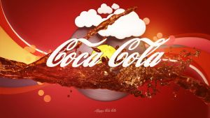 Always Coca Cola by Lacza