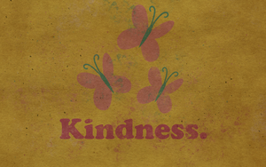 Wallpaper - Worn Kindness by ElectricCoffee
