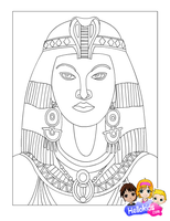 Cleopatra by Writer-Colorer