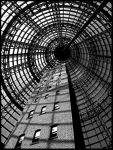 Shot Tower by SMALLBROWNFISH