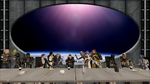 Mass Effect - The Last Supper by J4N3M3
