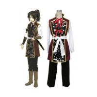 Hakuouki Chizuru Yukimura Cheap Cosplay Costume by Leonaclick