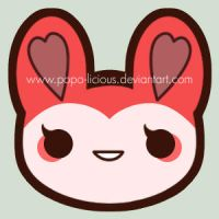 Studio Popo - Cute Bunny by Popo-Licious