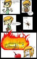 spiders by Tabithasaurus
