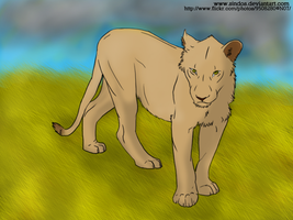 Coloring sample by May-Ly