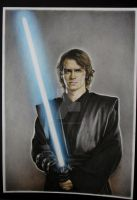 Anakin Commission by Anna-Mariaa