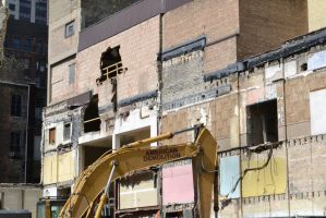 American Demolition 2 by Lomo440