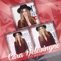 Photopack #837 ~Cara Delevingne~ by juliahs1D