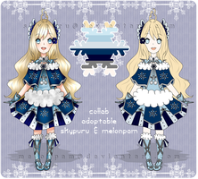 Adoptable Collab Auction : CLOSED : by Honouiro
