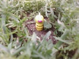 Weedle in the Weeds by Akhrrana