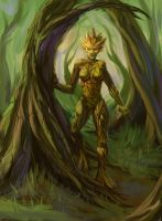 Forest Guardian by TimothyWilson