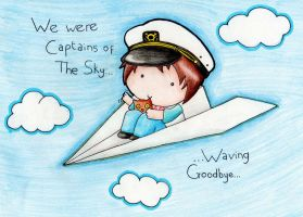Captains Of the Sky -SS by KTechnicolour