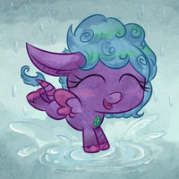 Rain! by Keep-Yourself-Alive