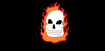 ghost rider paint by ghostriderfan53
