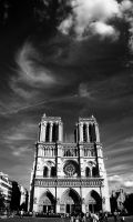 Notre Dame. by DefyingInfinity