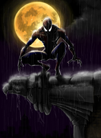 Spiderman by artjordanrhodes