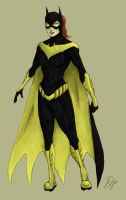Batgirl by Demon-Sword-Art