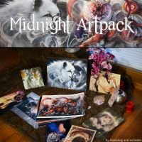 Midnight Artpack by Exileden
