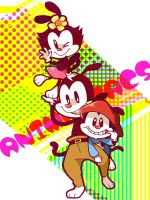 ANIMANIACS by hakurinn0215