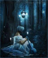 Night Song.. by moonchild-ljilja