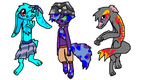 Adopts (priced lowered.) by ravenpawsadopts