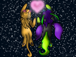 You touch my heart by Sisa611