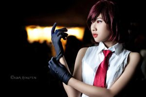 Vanessa - King of fighters by kittymarti