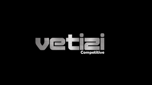 Vetizi - Chrome Brushlogo by Speetix