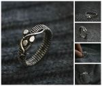Silver Nuggets Ring by Tallia22