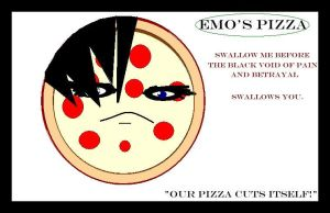 Emo's Pizza by lastchancelimited