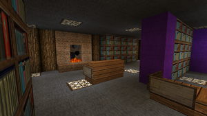 Library by queen382