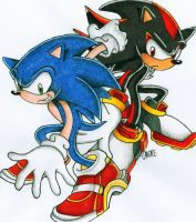 Sonic Adventure 2 by android17lover