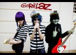 Gorillaz: Group by SugarBunnyCosplay