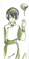 Toph by Ca-roline
