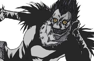 Ryuk by BronzeAthlete