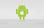 apple in my heart by iandquerty