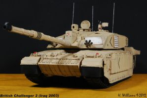 Challenger 2 L by 12jack12