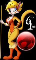 Clarisse Cat Miss Furry 2010 by AtlasMaximus
