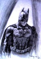 Batman Begins.. by aaronwty